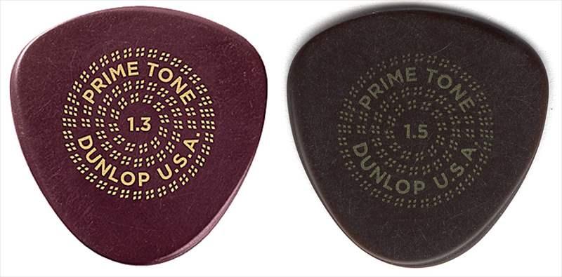 Primetone ピック 320円(税込) PK515 Semi Round Sculpted Plectra, Ultex / DUNROP Primetone ピック 320円(税込) プライムトーン ULTEX / Dunlop