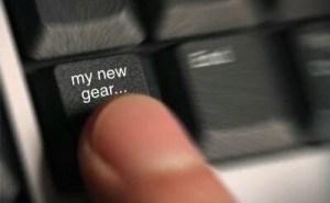 My New Gear… 新しい機材を買うからって「お金持ち」なわけじゃないんだぜ?