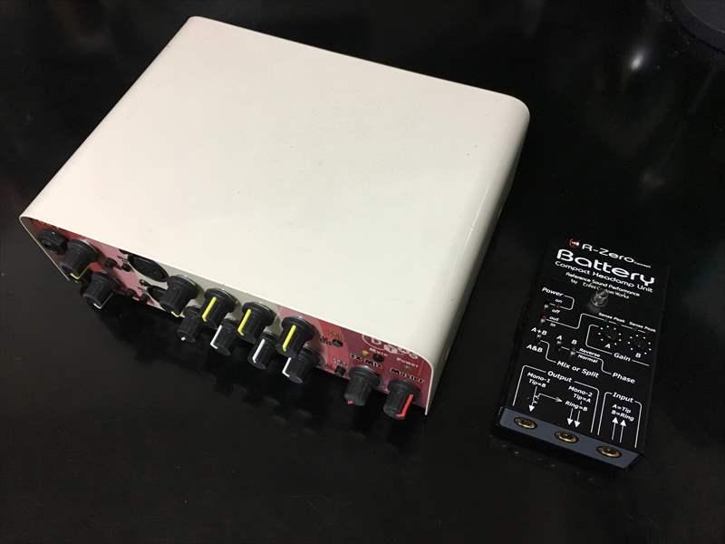 DTAR SOLSTICEと比べるとアンフィニ バッテリー大きさが全然違う! 【動画あり】アンフィニ の Battery(バッテリー)を購入しました!  EQがないため、代わりにD.A-Booster3を使ってみたけど、かなり良い!