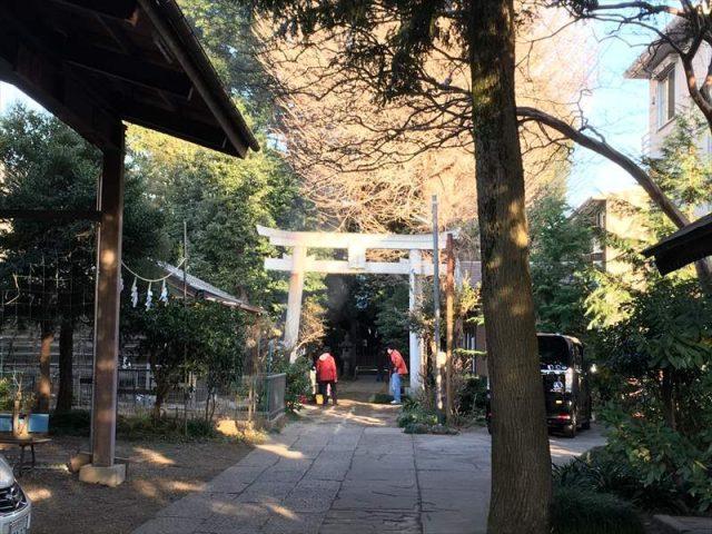 一山神社 与野七福神 内部 与野 七福神巡りをしてきました!かかった時間と全箇所を紹介! オススメの周り方。