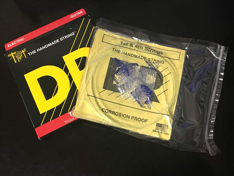 BT10 DR Strings 750円(税込) 10-52 TITE-FIT