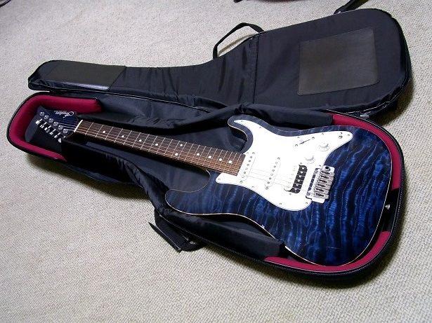 エフェクター フリーダム ギター FCGR 【動画・TAB】Blue Step カッティング練習曲に最適!オリジナル自作エフェクター (0:24) #norinori0107