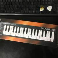 M-Audio Keystation Mini 32 もらっちゃった!