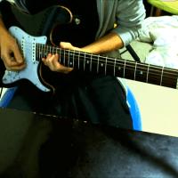 「なにしてんの / SURFACE」 Guitar solo cover #norinori0107