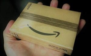 Amazonギフト券 ボックスタイプ の箱がカワイイ!