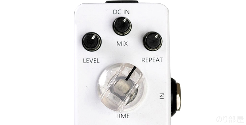 Glorious Delay EDL-01 RevoL effects 【RevoL effects一覧・動画あり】3000円で買えるエフェクターが安くて小さくて音も良さそう!
