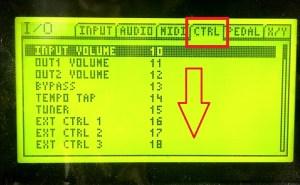 下にあるLOOPER RECを変更 Axe fx2 Looperを専用コントローラー無しで使う簡単な方法!ギターのアドリブなどに最適!