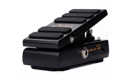 Donner Wah Cry 2イン1 ミニ ワウ/ボリューム 【最新小型ボリュームペダル特集】安くて小さいエフェクターボードに邪魔にならないコンパクトなミニサイズのオススメヴォリュームペダル!大きいペダルとおさらば!