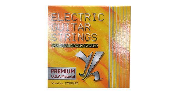 【302円】PLAYTECH Premium EGS エレキギター弦 が安い! 【199円~】安いエレキギター弦特集! 値段を気にせず常に新しい弦で練習できるおすすめ格安・激安弦!レビュー・感想【6弦、7弦、コーティング弦】