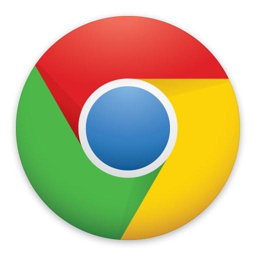 InstagramにPCから投稿するためにGoogle Chromeを起動します。【徹底解説】InstagramにPCから投稿する簡単な方法! インスタグラムをパソコンから管理したい人、画像加工したのを投稿したい人にオススメ!