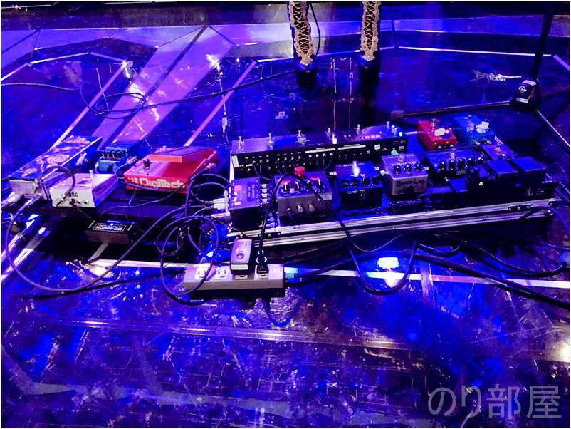 武道館 【徹底紹介】Roselia 氷川紗夜(工藤晴香)のエフェクターボード・機材を解析!ツマミ・ノブの位置も分かる!ギターを支える機材の数々を紹介!BanG Dream!バンドリ!ロゼリア 【金額一覧】