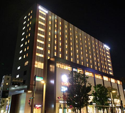 リッチモンドホテルプレミア東京押上がキレイでオススメ!スカイツリーが近くスーパーも近く快適!【評価・口コミ】