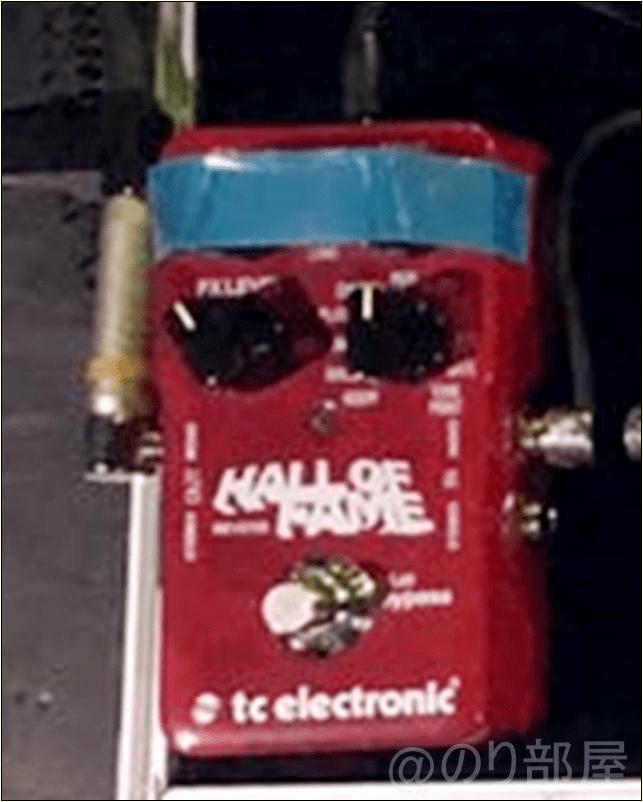 tc electronic Hall of Fame 田渕ひさ子さん(ナンバーガール)の 本人使用エフェクターのツマミ・ノブの位置【徹底紹介】田渕ひさ子のエフェクターボード・機材を解析!ツマミ・ノブの位置も分かる!ギターを支える足元の機材の数々を紹介! #田渕ひさ子 #ナンバーガール #ギター #エフェクター【金額一覧】