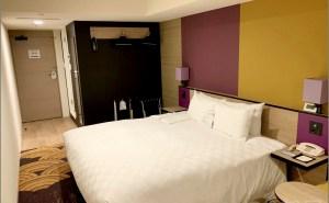 サンシャインシティプリンスホテルの部屋【感想】サンシャインシティプリンスホテルの部屋がキレイで景色が良くてオススメ!サンシャインで遊ぶ人・家族には最高!【評価・口コミ】