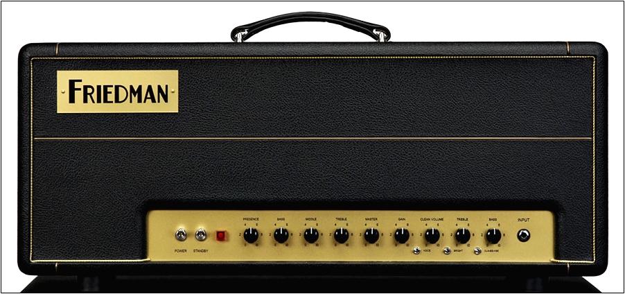 Friedmanのアンプの音が出るエフェクターを紹介!安くて本格派なBE-100のペダルがギターにオススメ!