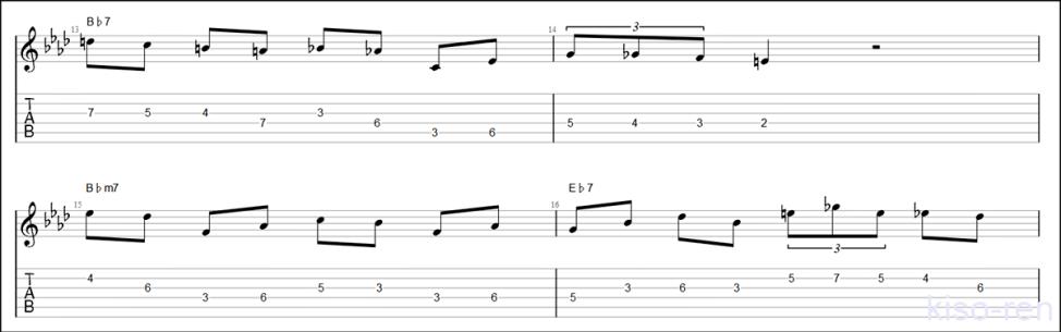 【TAB】Donna Lee(ドナ・リー) ギターで絶対弾ける練習方法。難しいJazz曲をゆっくり練習してピッキングを上手くなろう!【動画】