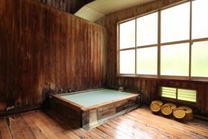 旅館仙山乗鞍の浴室