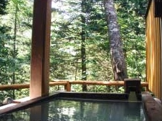 ガストホフ千石の露天風呂