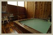 乗鞍高原温泉本棟の浴室