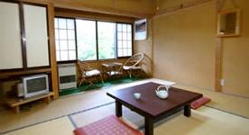 温泉宿湖藤荘 客室