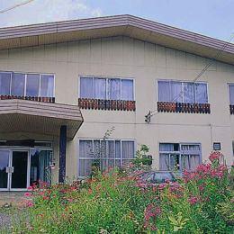 温泉宿美村荘の外観
