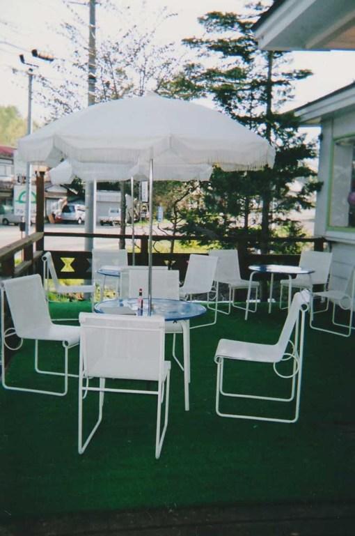 軽食喫茶アビーロード テラス