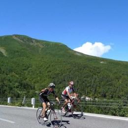 サイクリング ヒルクライムコース
