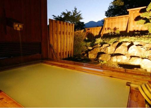 仙山乗鞍の露天風呂