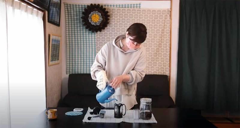 おうちでのりくら VOL.3 「おいしいコーヒーの淹れ方」