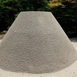 表面水率試験の砂