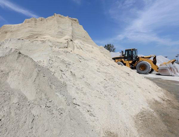 洗い砂プラント