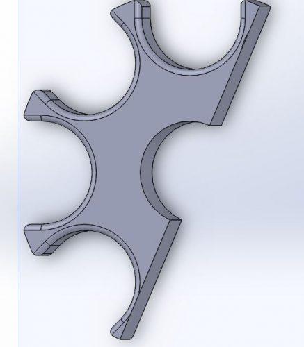 PC鋼線ガイドスペーサー