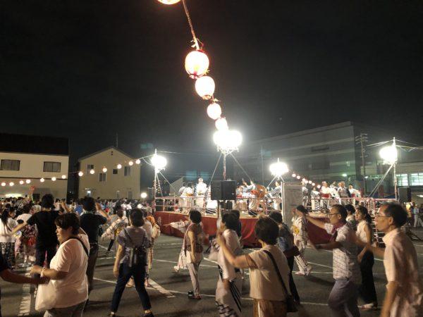 2019 岩倉 夏祭り