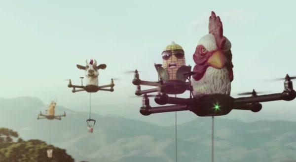 ドローン UAV