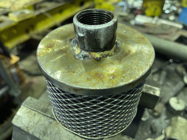 高圧洗浄機 吸水フィルター