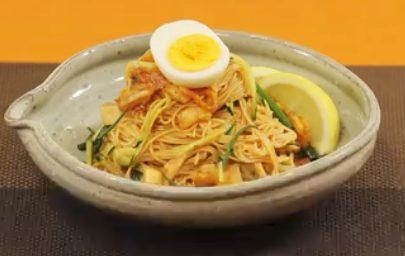素麺 アレンジ レシピ 人気 熱中症 対策 食事 予防 食べ物 メニュー