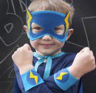 ハロウィン 子供 大人 仮装 簡単 安い 100均 アイマスク リストバンド 手作り フェルト 女の子 男の子