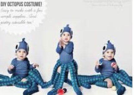 ハロウィン 子供 大人 仮装 簡単 安い タコ 靴下 ベビー