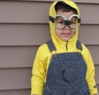 ハロウィン 子供 大人 仮装 簡単 安い ベビー パーカー ミニオン 女の子 男の子