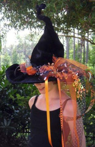 ハロウィン 子供 大人 仮装 簡単 安い 魔女 帽子 マント ゴミ袋 フェルト 厚紙 ベビー 女の子 男の子
