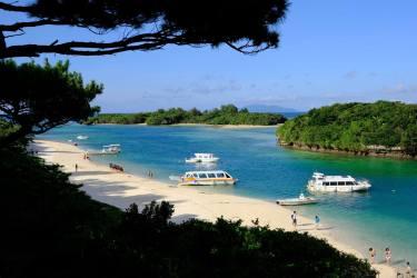 青い海と白い砂浜。夢の楽園、石垣島へ行ってきました。