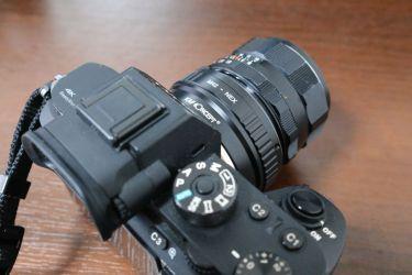 【作例】sony α7RⅡでスーパータクマー55mm f1.8 オールドレンズを楽しむ