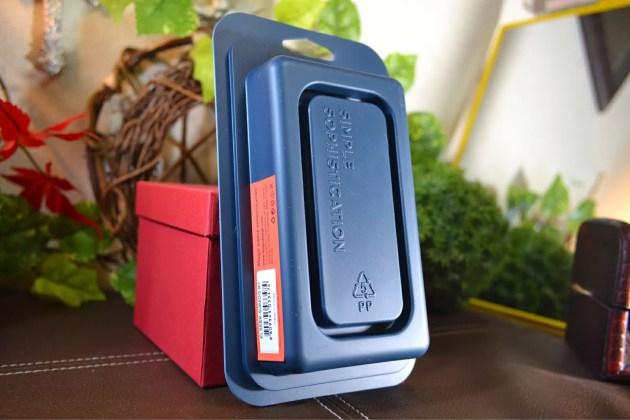 iPhone5s用のパンチングケースパッケージ1