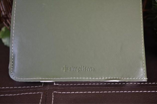 iPad miniの超軽量カバー装着4