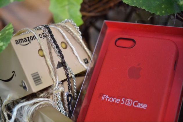 iPhone5sのApple純正ケースを買ってみた。表紙