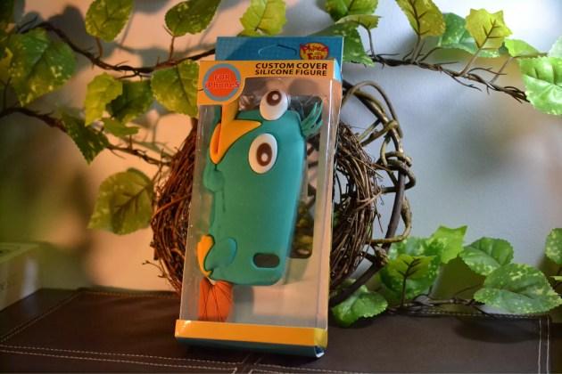 フィニアスとファーブのペリーiPhone5sケース箱1