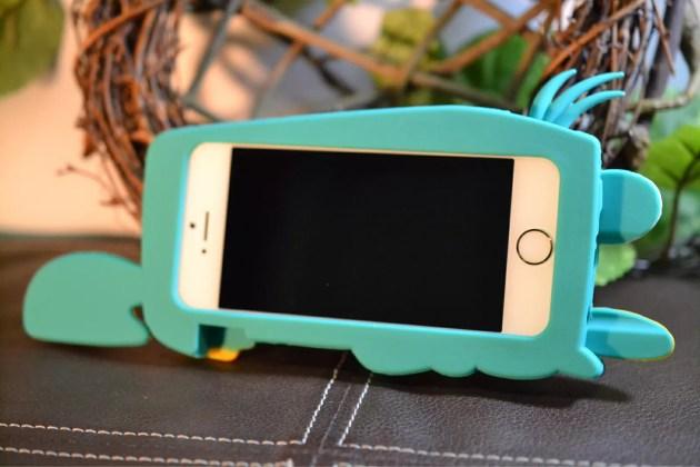 フィニアスとファーブのペリーiPhone5sケースボリューム感1