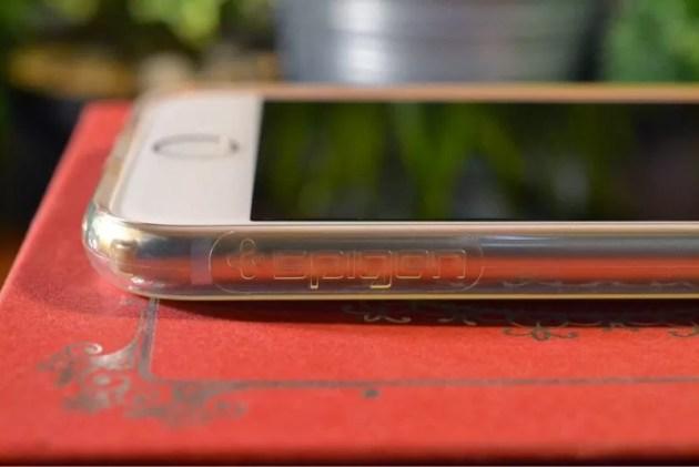 シュピゲンiPhone6ケース刻印