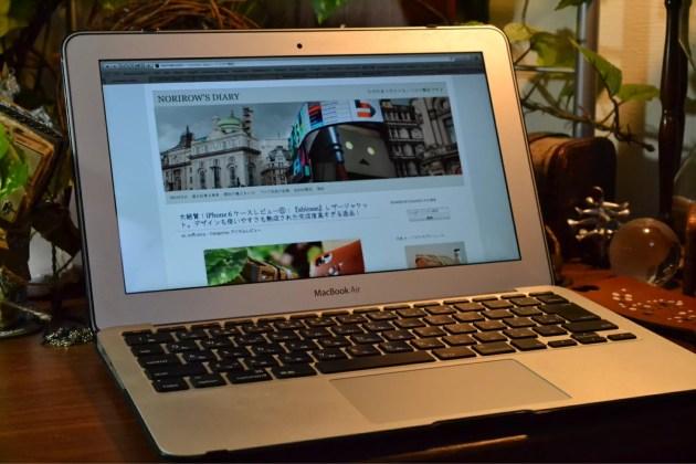MacBook Airの空き容量の確保をする