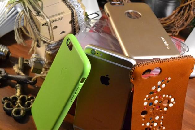 iPhone6ケース特集。気になるおしゃれなケースたち。